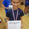 Kuba Dusík bronzový na Hanáckém poháru