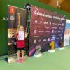 Medaile pro Sáru Sovadinovou z Czech U11&U13 Open